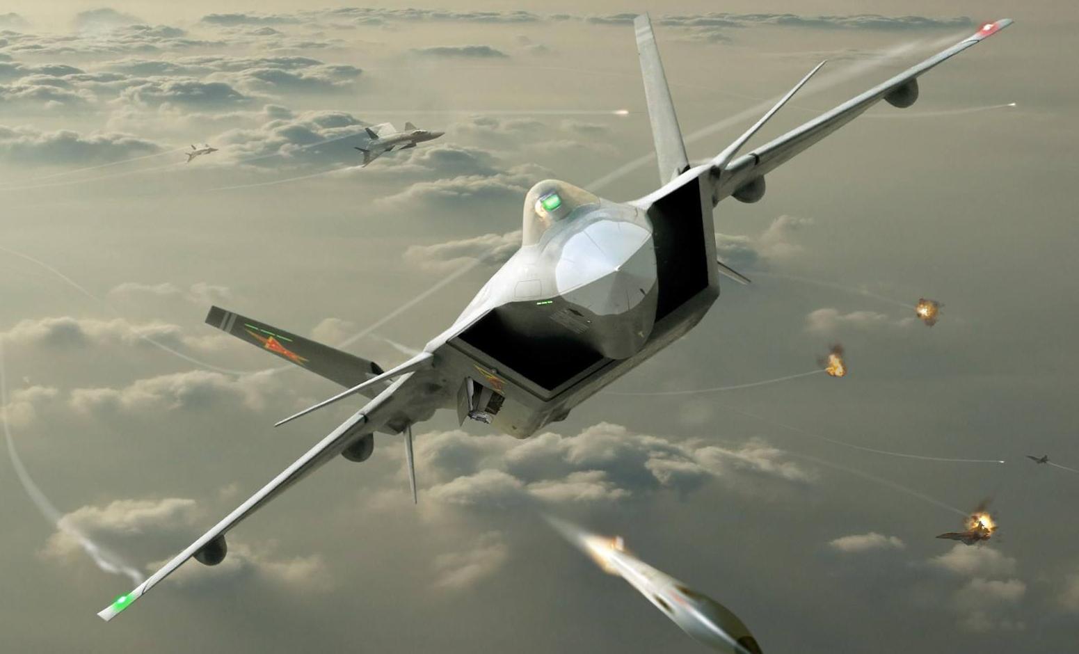中国航空如何打破42年沉默期 成功造出歼10与歼20