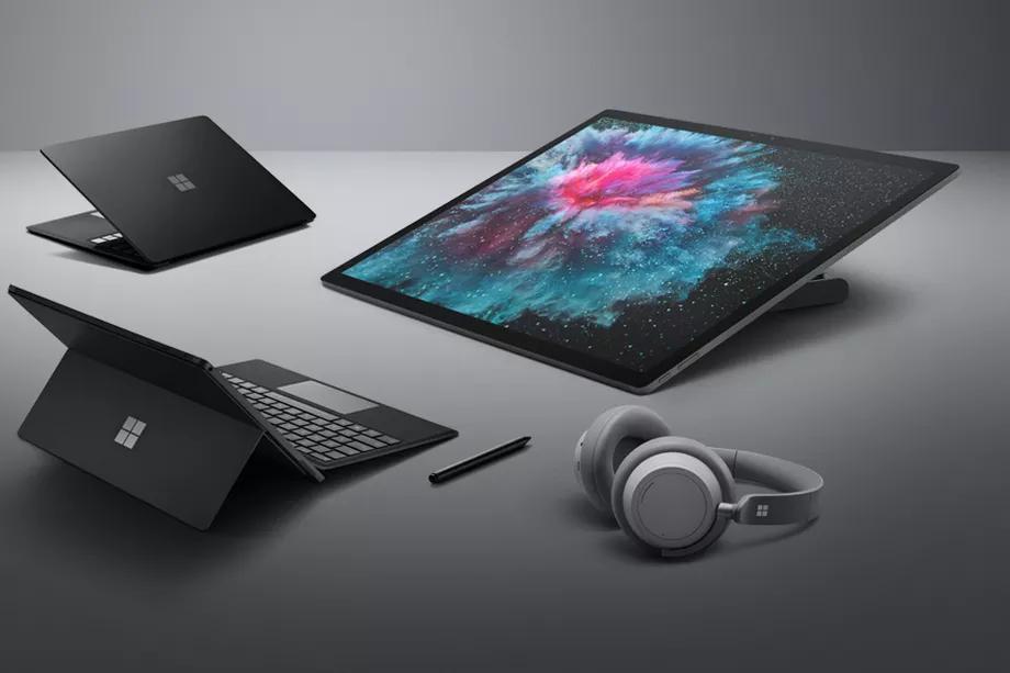 微软Surface新品发布会,硬件再升级,耳机是亮点